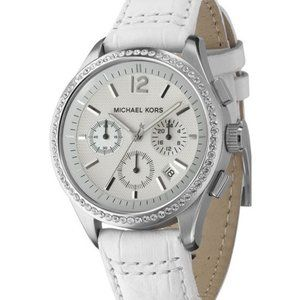 Authentic MICHAEL KORS Chronograph Pave Watch